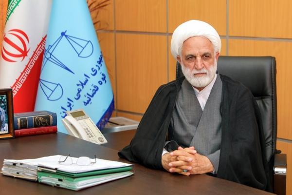 حجتالاسلام والمسلمین محسنی اژهای,رئیس دستگاه قضا