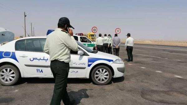 طرح جدید محدودیت تردد,جریمه خودرو