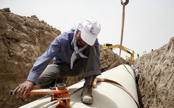 انتقال آب شرب از خوزستان به کشورهای عراق و کویت,تنش آبی خوزستان