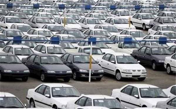 نرخ انواع خودروهای تولید داخل,بازار نیمه تعطیل خودرو