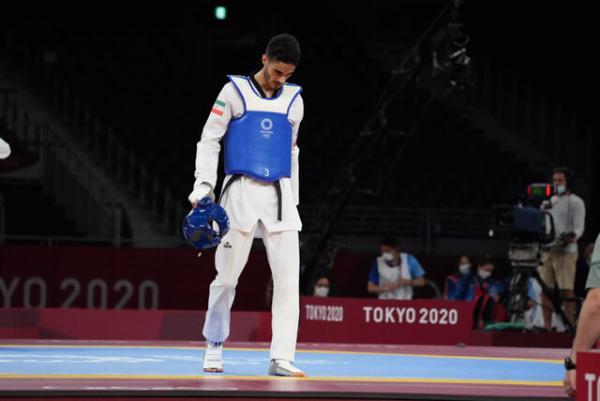 تکواندوی المپیک ۲۰۲۰ توکیو,میرهاشم حسینی