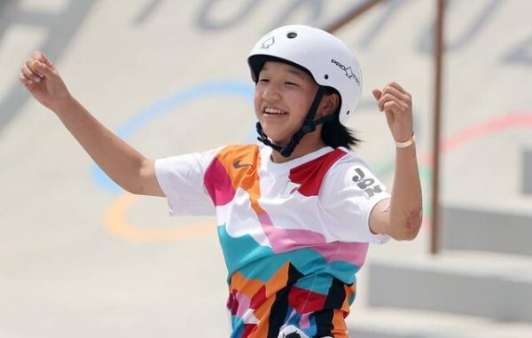 رشته اسکیت, مدال طلای بازیهای المپیک توکیو