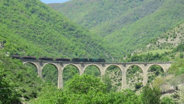 «راه آهن سراسری ایران» ثبت جهانی,«راه آهن سراسری ایران»رضاشاه