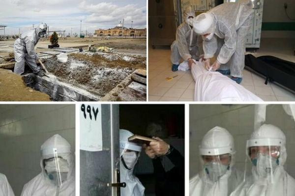 افزایش هولناک آمار مبتلایان و قربانیان کرونا در ایران,افزایش مرگ کرونایی