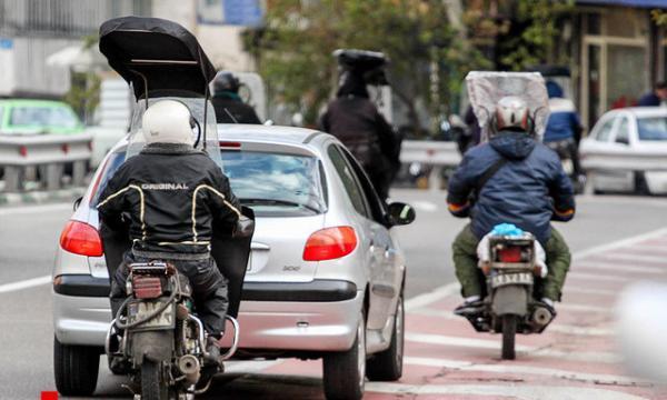 گواهینامه موتورسیکلت برای زنان, گواهینامه مجاز رانندگی با موتورسیکلت