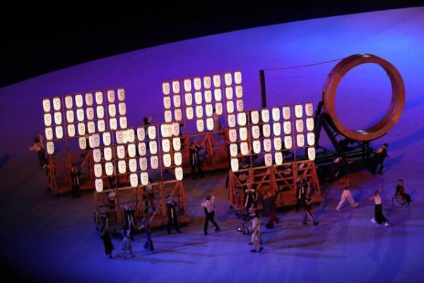 شبکه تلویزیونی کره جنوبی, استفاده از تصاویر و زیرنویسهای نامناسب برای توصیف کشورها در مراسم افتتاحیه توکیو ۲۰۲۰