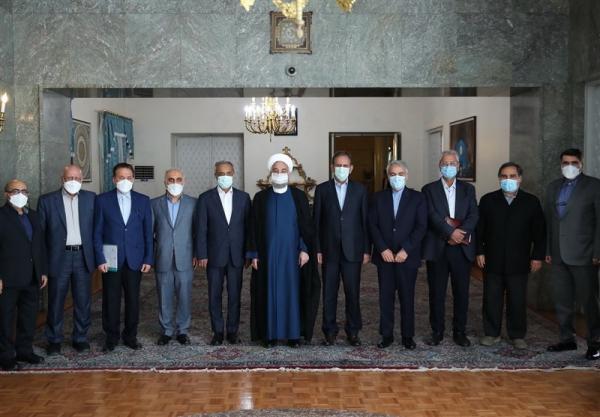 خرین جلسه ستاد هماهنگی اقتصادی دولت حسن روحانی,خداحافظی با دولت حسن روحانی