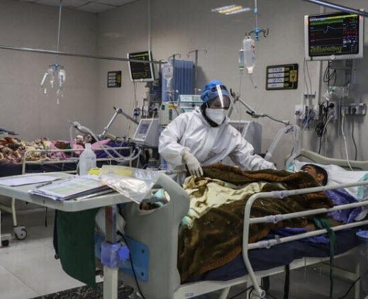 آمار مرگ و میر کرونا در مرداد1400,وضعیت بیماران کرونایی
