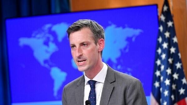 اظهارات سخنگوی وزارت خارجه آمریکا, درباره اعتراضها در ایران