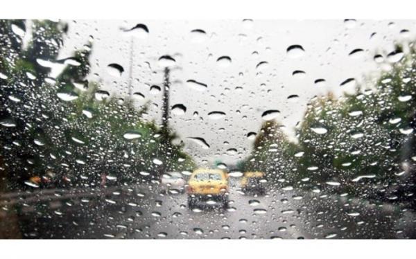 ه پیش بینی کلی وضعیت آب و هوا,بارندگی در ایرن