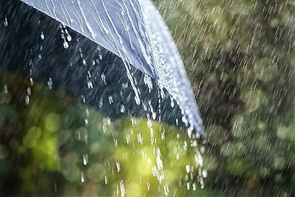 پیشبینی بارش باران,اب و هوا امروز