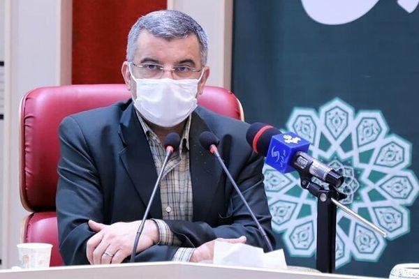 شیوع موج پنج کرونا در ایران,مرگ و میر موج پنجم کرونا