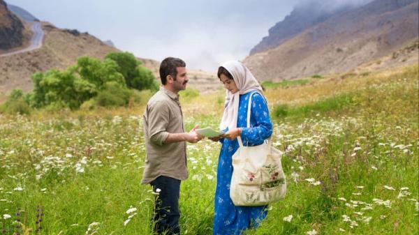 فیلم سینمایی «ملاقات خصوصی» به کارگردانی امید شمس ,فیلمنامه «ملاقات خصوصی»