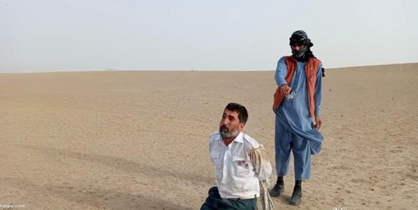 تروریستهای طالبان,اعدام افسر راهنمایی و رانندگی به دست طالبان