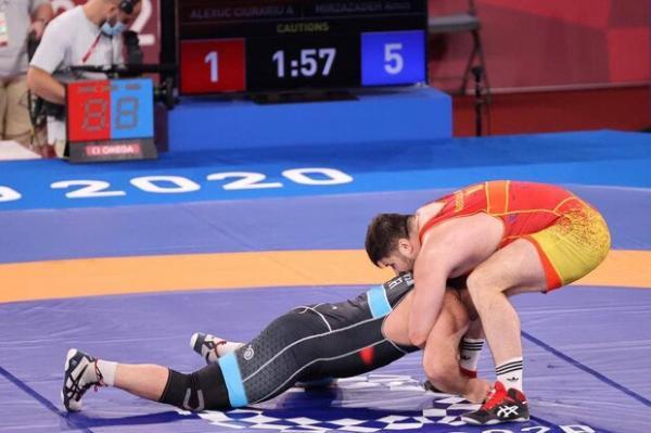 سی و دومین دوره بازیهای المپیک,نتایج کشتی و وزنه برداری ایران در المپیک