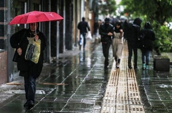 طوفان شن و رعد و برق در ایران,پیش بینی هوا