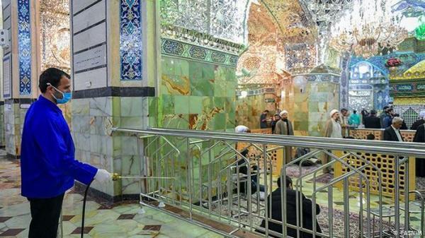 فاجعه کرونایی در ایران,افزایش مرگ و میر کرونایی در ایران