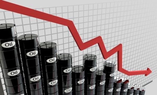 قیمت نفت امروز,ریزش قیمت نفت در بازار