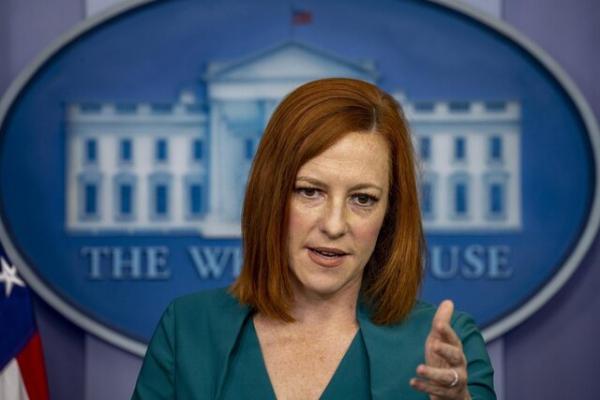 واکنش آمریکا به شوخی مدیر مراسم افتتاحیه المپیک ۲۰۲۰ با هولوکاست,سخنگوی کاخ سفید