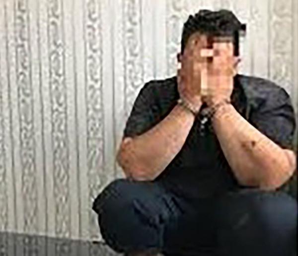 آزار شیطانی 3 زن تهرانی توسط عنکبوت زرد,آزار چند زن تهرانی