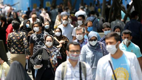 وضعیت کرونا در ایران,ایران آلودهترین نقطه دنیا به کرونا