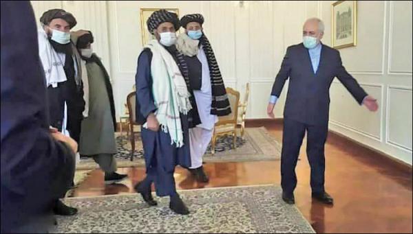 طالبان در ایران,حمایت ایران از طالبان