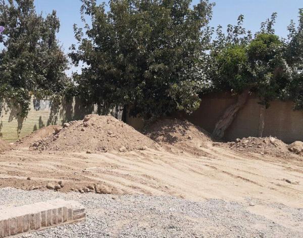 قنات قصبهٔ گناباد,تخریب بخشی از یک میراث تاریخی در قنات قصبهٔ گناباد