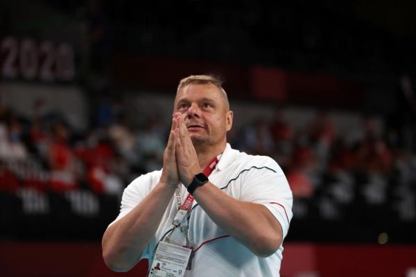 ولادیمیر آلکنو,سرمربی تیم ملی والیبال