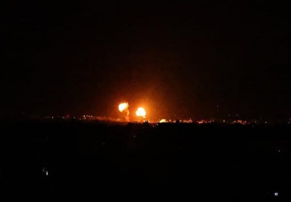 حمله جنگندههای اسرائیلی به نوار غزه,حملات اسرائیل به فلسطین