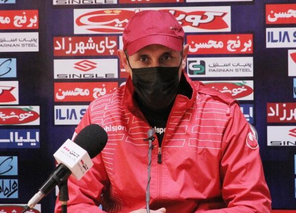 یحیی گلمحمدی,سرمربی تیم پرسپولیس
