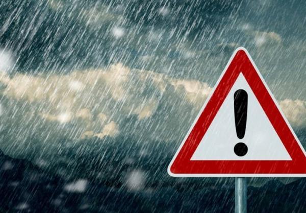 وضعیت آب و هوای کشور در مرداد 1400,هشدار باران شدید در گیلان و مازندران