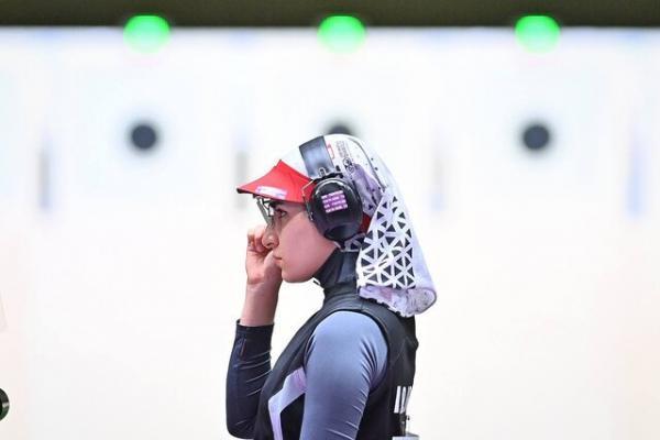 احسان حدادی,المپیک 2020