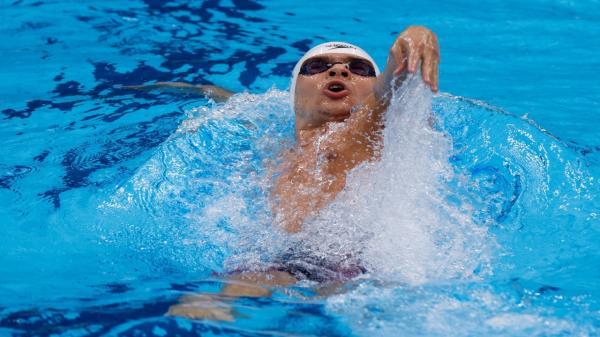 المپیک 2020,شنای 200 متر کرال پشت المپیک