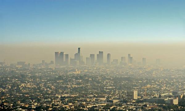 آلودگی هوا,خطر ابتلا به سینوزیت مزمن با آلودگی هوا