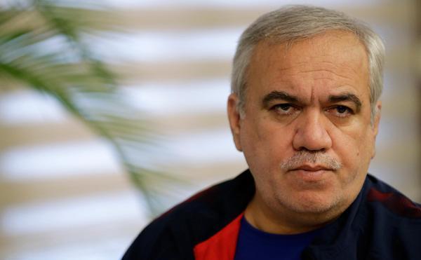 علی فتح الله زاده,مدیرعامل سابق استقلال