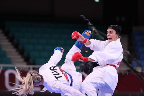 سارا بهمنیار,المپیک 2020 توکیو
