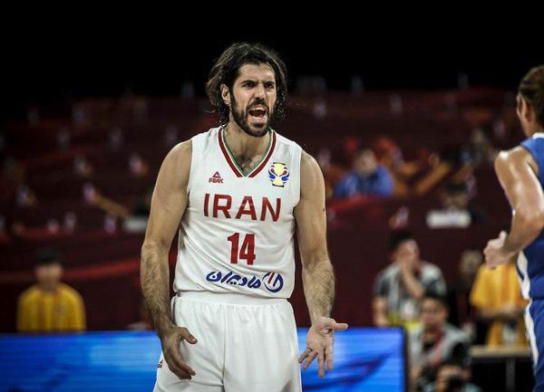 صمد نیکخواه بهرامی,خداحافظی صمد نیکخواه بهرامی از تیم ملی بسکتبال