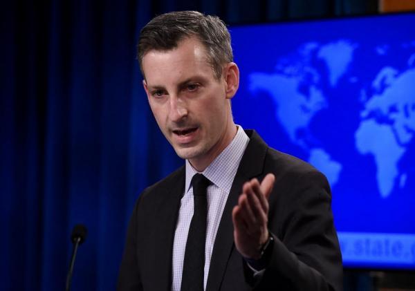 ند پرایس,سخنگوی وزارت خارجه آمریکا