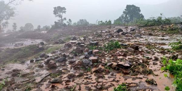 رانش زمین در غرب هند,حوادث هند