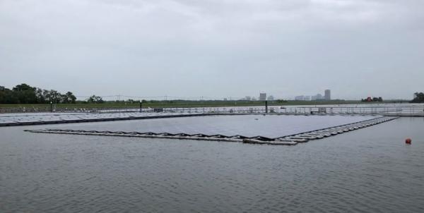 بزرگترین مزرعه خورشیدی,اندونزی