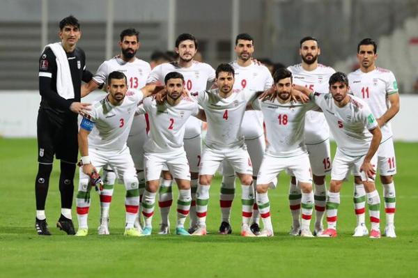 تیم ملی ایران,رده بندی فیفا