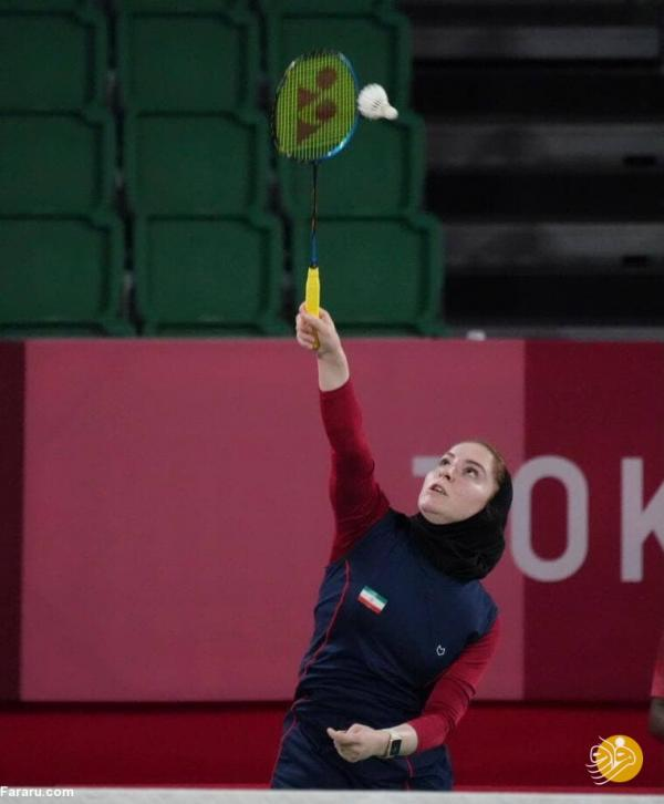 ثریاآقایی,المپیک توکیو