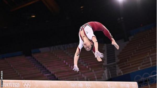 تیم ژیمناستیک زنان آلمان,المپیک