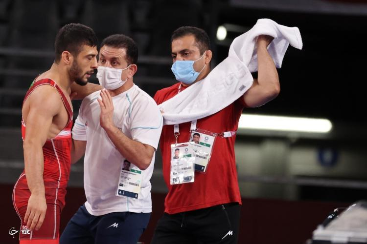 تصاویر روز سیزدهم رقابت ورزشکاران ایرانی,عکس های ورزشکاران ایرانی در روز سیزدهم المپیک 2020 توکیو,تصاویر ورزشکاران ایران در مسابقات المپیک 2020 روز سیزدهم