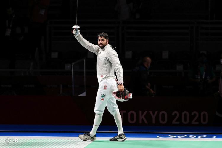 تصاویر رقابت ورزشکاران ایرانی,عکس های ورزشکاران ایرانی در المپیک 2020 توکیو,تصاویر ورزشکاران ایران در مسابقات المپیک 2020