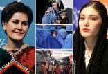 واکنش هنرمندان به وضعیت غمانگیز افغانستان,واکنش فرشته حسینی و صحرا کریمی به اوضاع افغانستان