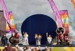 مشعل پارالمپیک,پارالمپیک 2020