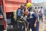 آتشسوزی در بیمارستانی در استان واسط عراق,آتش سوزی در بیمارستانهای عراق