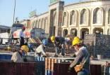 افزایش کمک ایرانیها به بازسازی عتباتکمک مردم به بازسازی عتبات