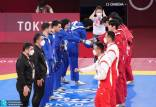 تیم میکس تکواندو,نایب قهرمانی تیم میکس تکواندو در مسابقات المپیک 2020